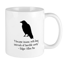 Edgar Allen Poe Quote Mug
