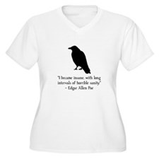 Edgar Allen Poe Quote T-Shirt