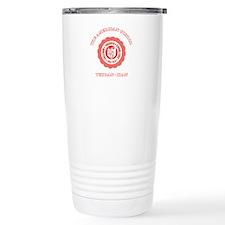 TAS Red Travel Mug