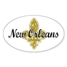 New Orleans Decal
