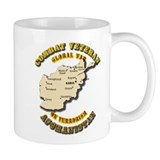 Combat Veteran - Global War Coffee Mug