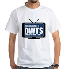 Addicted to DWTS - Dancing with the Stars White T-