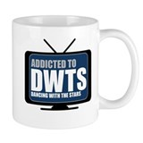 Addicted to DWTS Small Mug