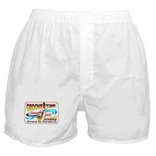 Groove-Time Smooth Jazz Boxer Shorts