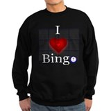 I Love Bingo Sweatshirt