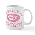 Property of Kaylyn Mug