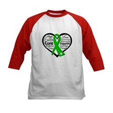 Traumatic Brain Injury Heart Tee
