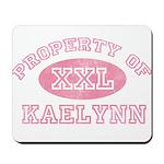 Property of Kaelynn Mousepad