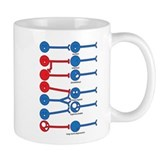 The Many Moods of a Neuron Small Mug