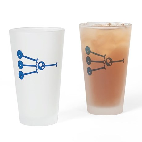 Many-to-One Drinking Glass
