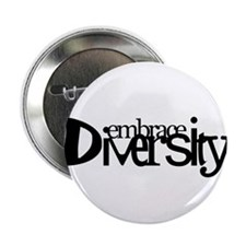 "Unique Diversity 2.25"" Button (100 pack)"