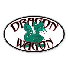 Dragon Wagon Decal