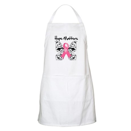 Hope Matters Breast Cancer Apron