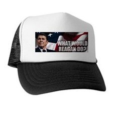 'What Would Reagan Do?' Trucker Hat