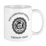 TAS Black Mug