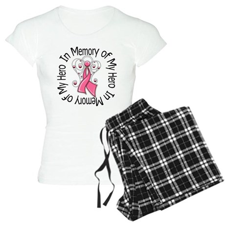 In Memory Breast Cancer Women's Light Pajamas