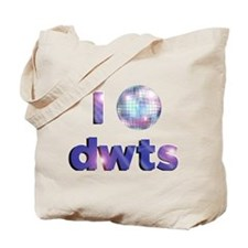 DWTS Dancing With The Stars Tote Bag