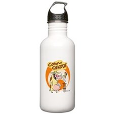Cow and Chicken Water Bottle