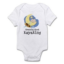 Dreaming About Kayaking Infant Bodysuit