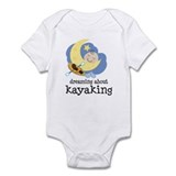 Dreaming About Kayaking Onesie