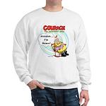 Courage the Cowardly Dog Sweatshirt