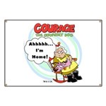 Courage the Cowardly Dog Banner