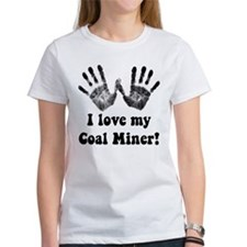 I love my Coal Miner Tee