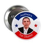 Authors for Obama campaign button