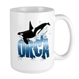 Unique Killer whales Mug
