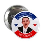 Unitarian Universalists for Obama button