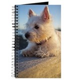 White highland terrier Journals
