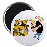 Do The Monkey Magnet