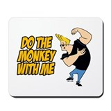 Do The Monkey Mousepad
