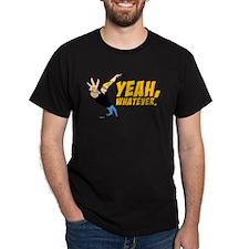 Johnny Bravo Yeah Whatever T-Shirt