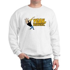Johnny Bravo Yeah Whatever Sweatshirt