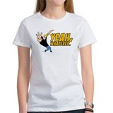 Johnny Bravo Yeah Whatever Tee