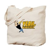 Johnny Bravo Yeah Whatever Tote Bag