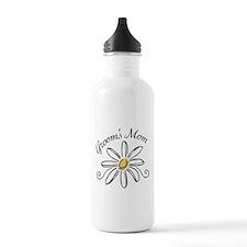 Daisy Mother of Groom Water Bottle
