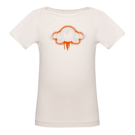 Speaker Waves Organic Baby T-Shirt