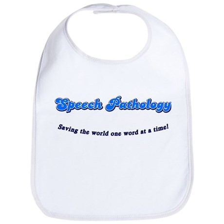 Speech Pathology Bib