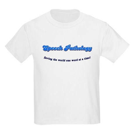 Speech Pathology Kids T-Shirt