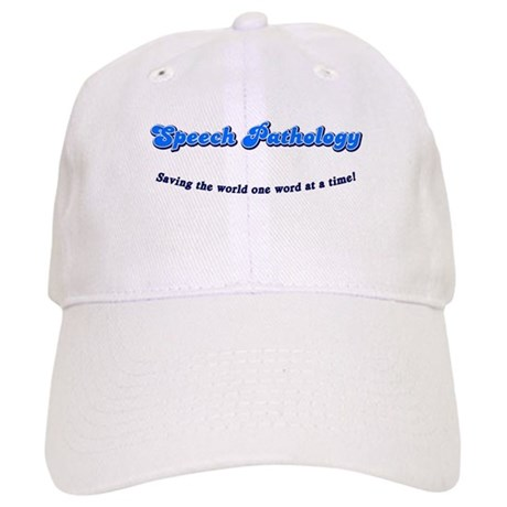 Speech Pathology Cap