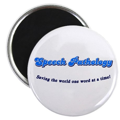 Speech Pathology Magnet