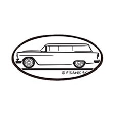 1955 Chevrolet Stationwagon Patches