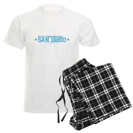NSB San Diego Men's Light Pajamas