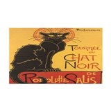 Le Chat Noir Wall Decal