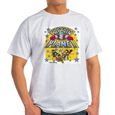 Captain Planet and Planeteers T-Shirt