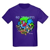 Captain Planet GO PLANET T
