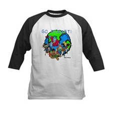 Captain Planet GO PLANET Tee
