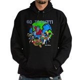 Captain Planet GO PLANET Hoody